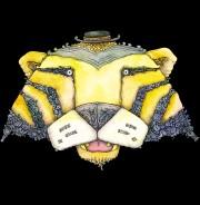 Тигр - футболки на заказ